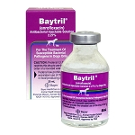 Baytril 2.27% Injectable Solution Rx