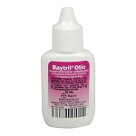 Baytril Otic Rx, 15 ml