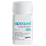 Rx, Apoquel, 3.6mg 100 ct.
