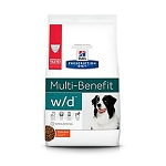 Science Diet Rx w/d Canine, 17.6 lb