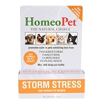 HomeoPet Storm Stress ALL PETS, 5 mL
