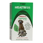 Welactin Canine Softgels, 120 count