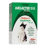 Welactin Feline, 60 Softgel Caps