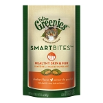 Feline Greenies SmartBites Healthy Skin & Fur