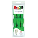 PawZ Dog Boots, Tiny, Lime Green