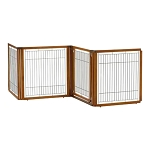 Convertible Elite Pet Gate H4